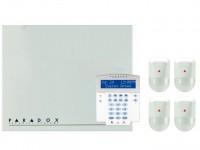 Alarma Conectada a central receptora de alarmas con aviso a polica